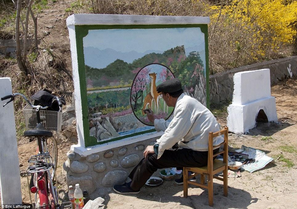 insideNorthKorea27 Запрещенные фотографии — Северная Корея, снятая скрытой камерой