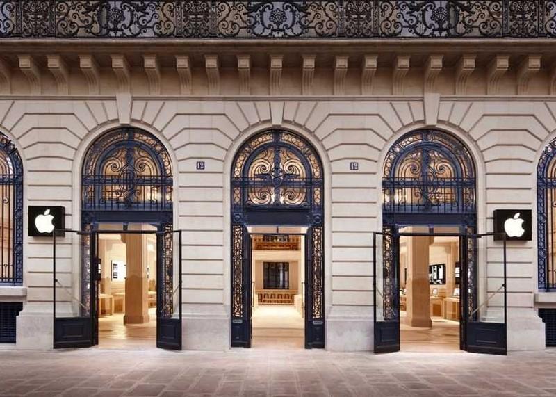istores00 Самые красивые в мире магазины Apple