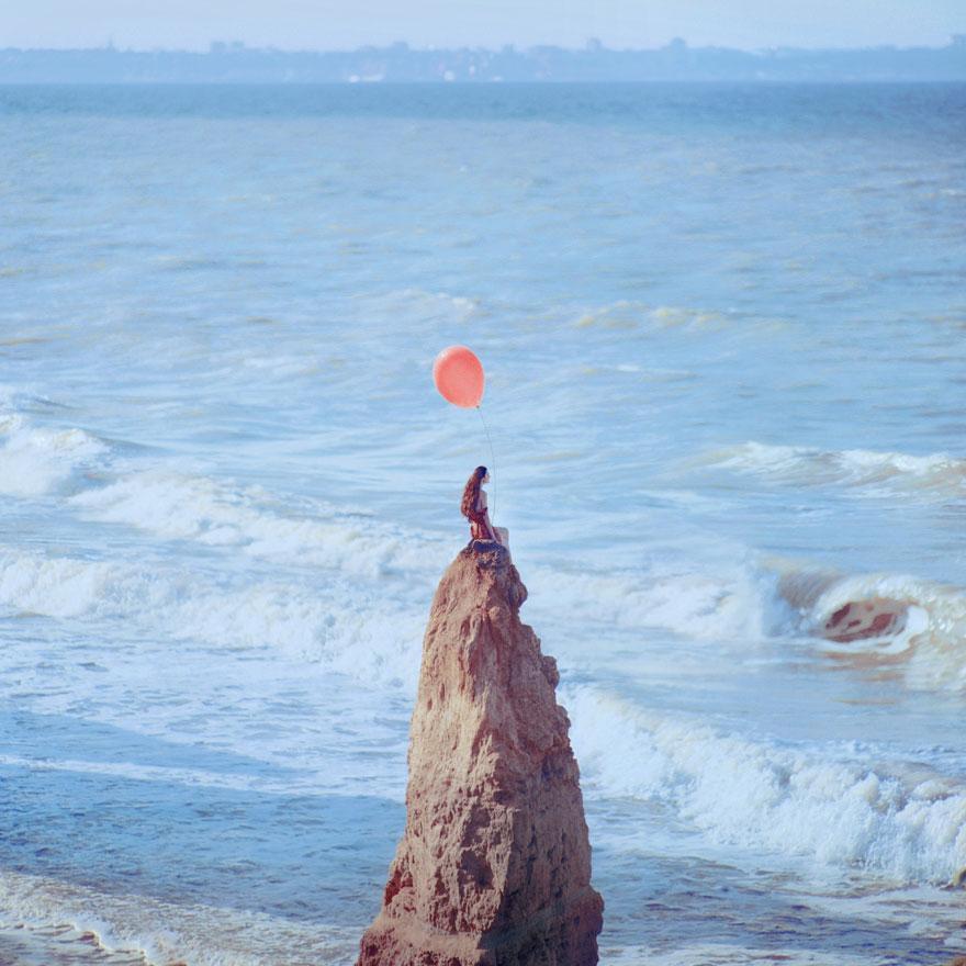 oldcamera11 Сюрреалистические фотографии, снятые на старую камеру