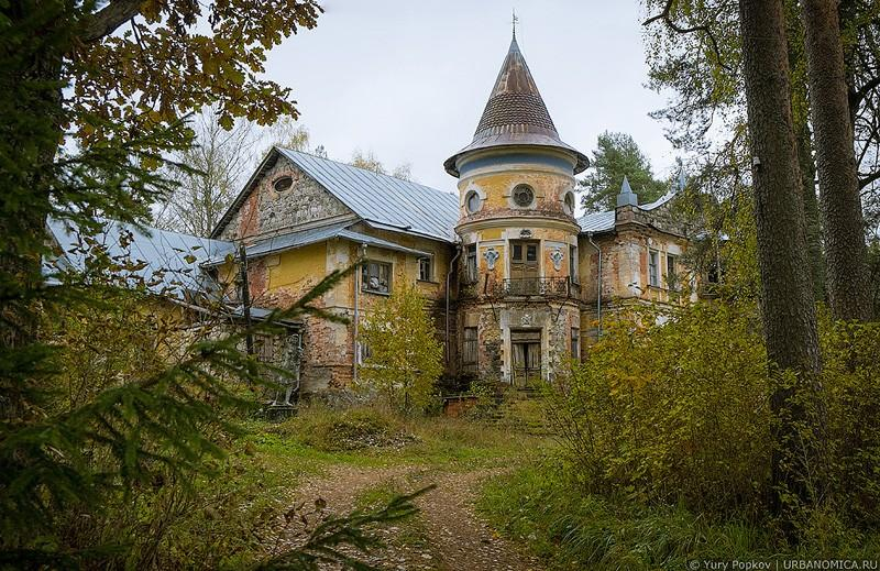 rusabandoned04 10 самых жутких заброшенных мест в России