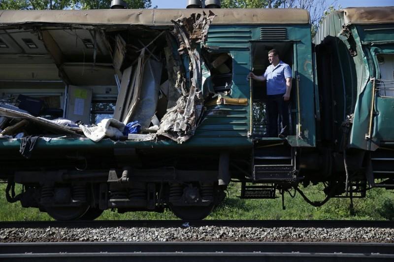 stolknovenie poezdov 2 800x532 Трагедия на железной дороге в Подмосковье