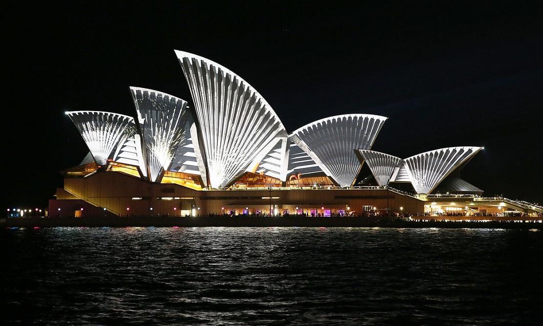 svetovoe shou 11 Фестиваль света в Сиднее