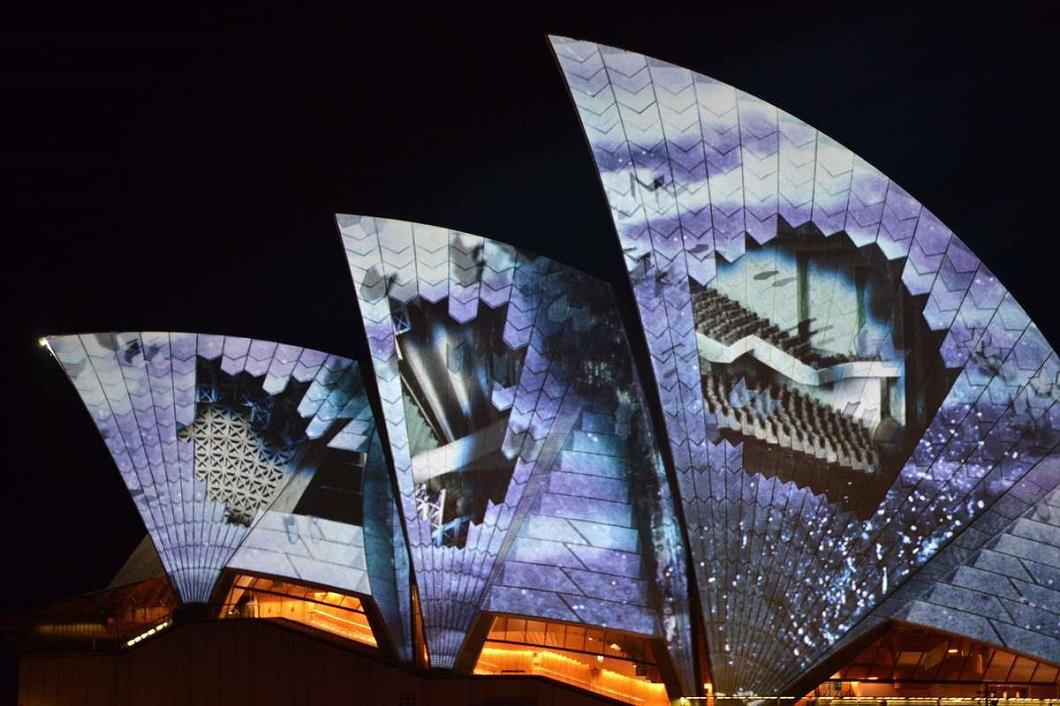 svetovoe shou 4 Фестиваль света в Сиднее