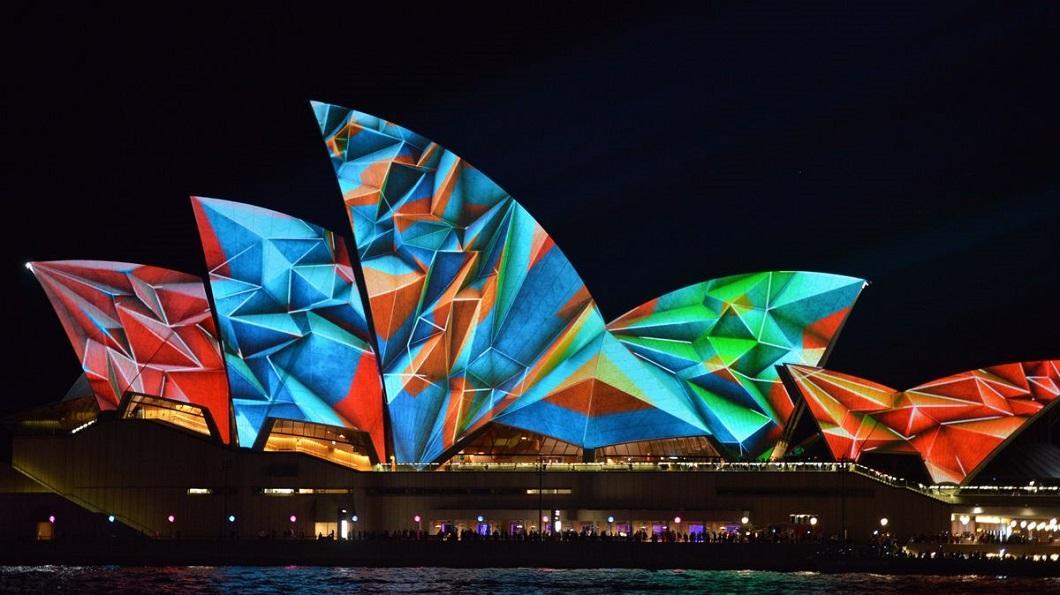 svetovoe shou 7 Фестиваль света в Сиднее