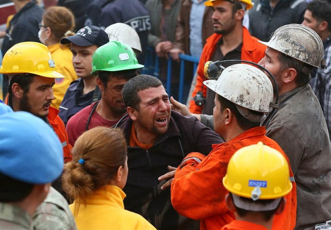vzryv na shaxte 10 explosion at a mine in Turkey