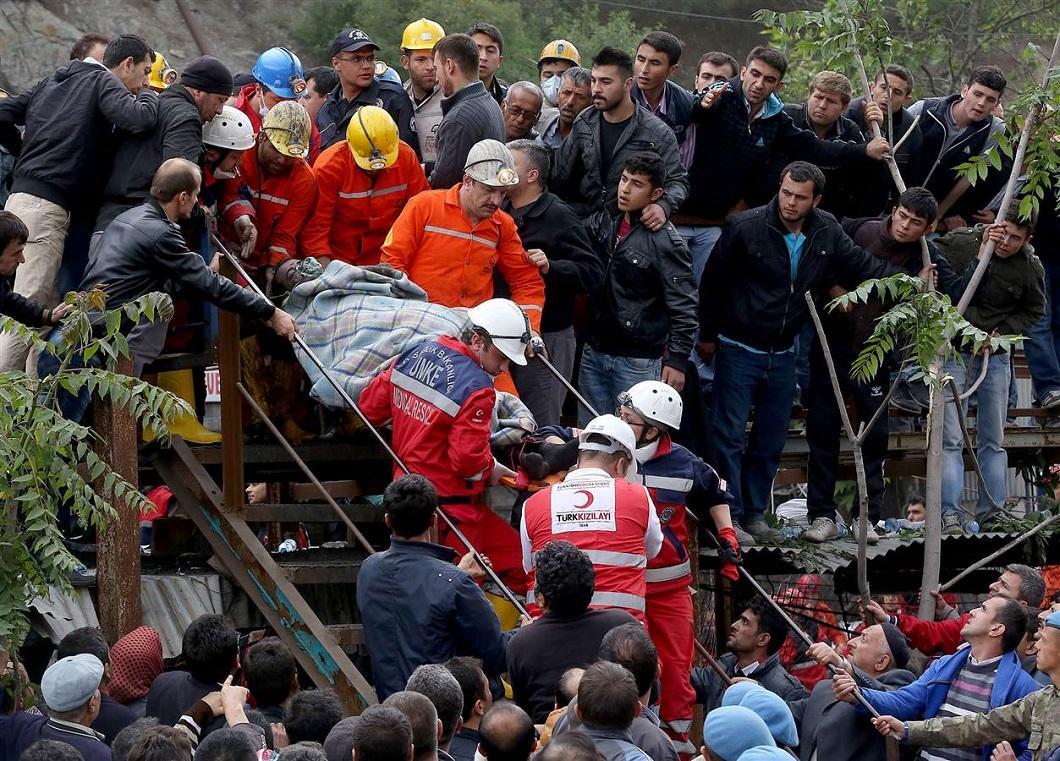 vzryv na shaxte 11 explosion at a mine in Turkey