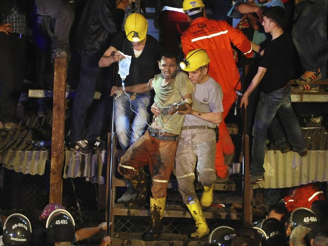 vzryv na shaxte 12 explosion at a mine in Turkey