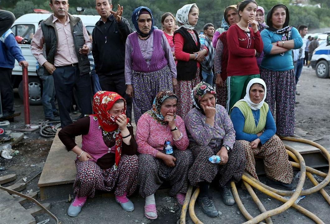 vzryv na shaxte 14 explosion at a mine in Turkey