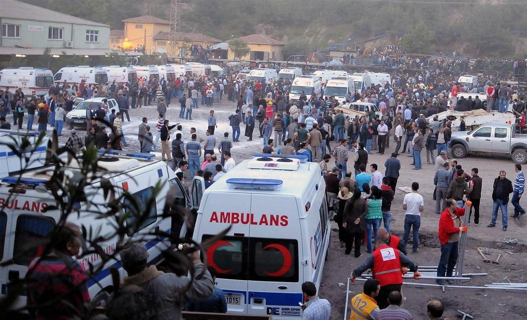 vzryv na shaxte 15 explosion at a mine in Turkey