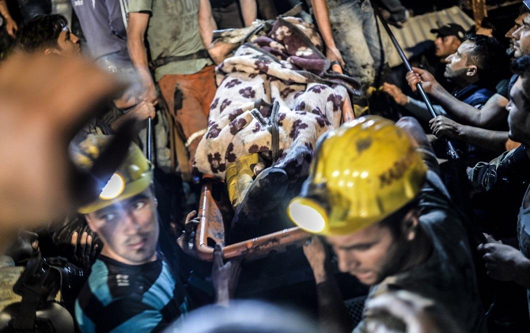 vzryv na shaxte 3 explosion at a mine in Turkey