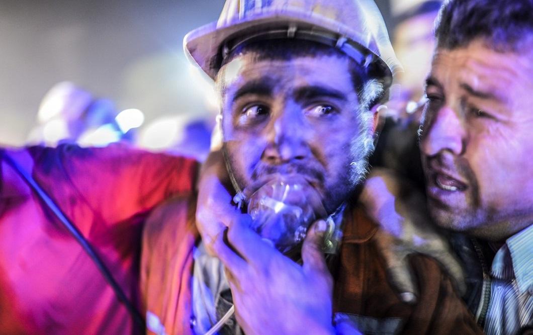vzryv na shaxte 4 explosion at a mine in Turkey