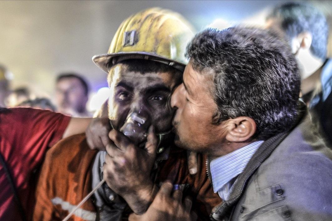 vzryv na shaxte 5 explosion at a mine in Turkey