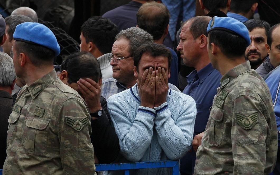 vzryv na shaxte 6 explosion at a mine in Turkey