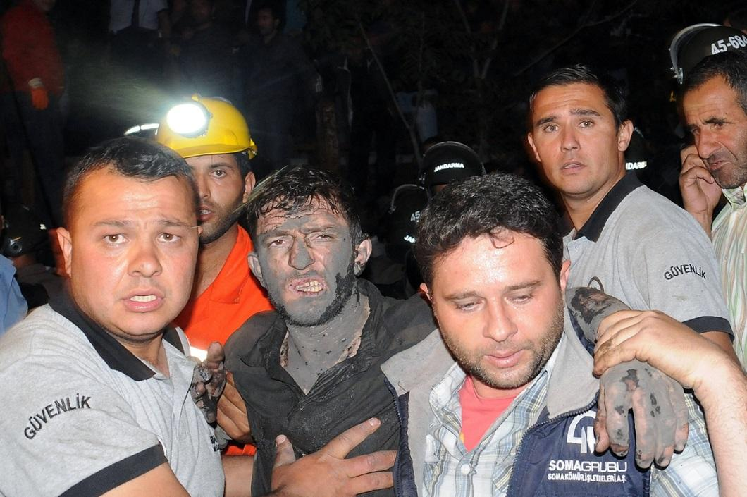 vzryv na shaxte 8 explosion at a mine in Turkey