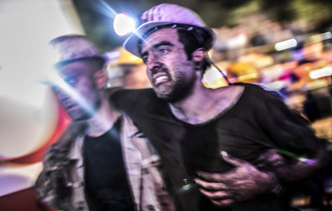 vzryv na shaxte 9 explosion at a mine in Turkey
