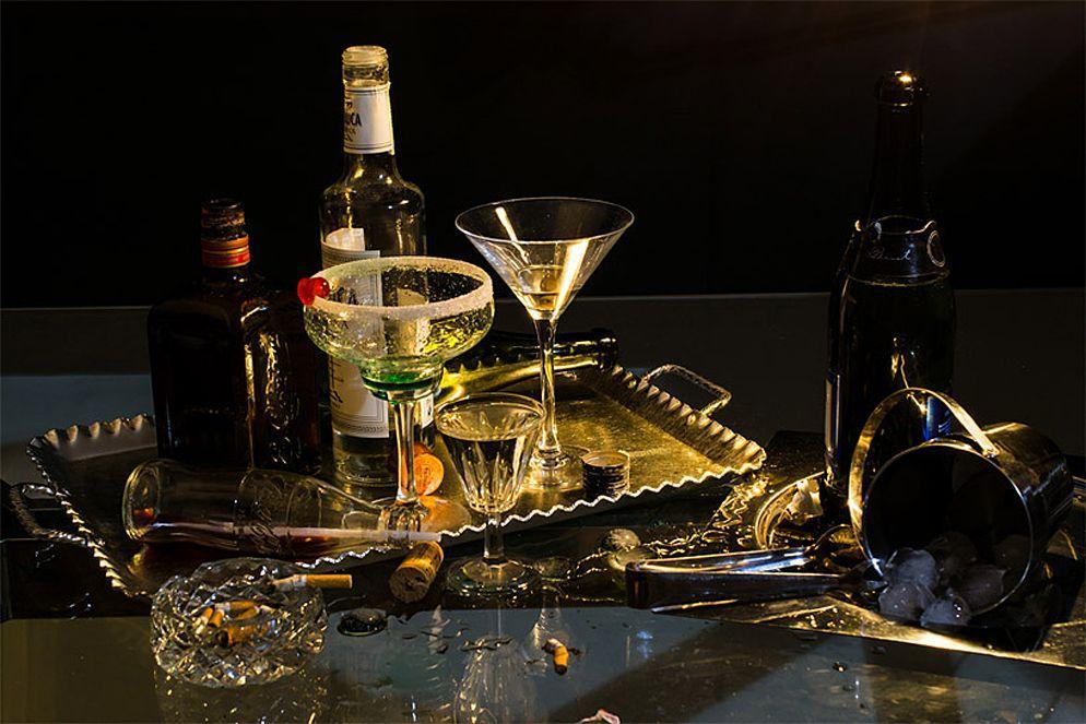 алкоголь от холестерина