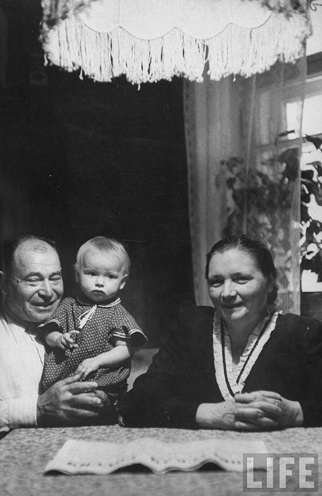 ByLarsen14 Москвички в 1956 году
