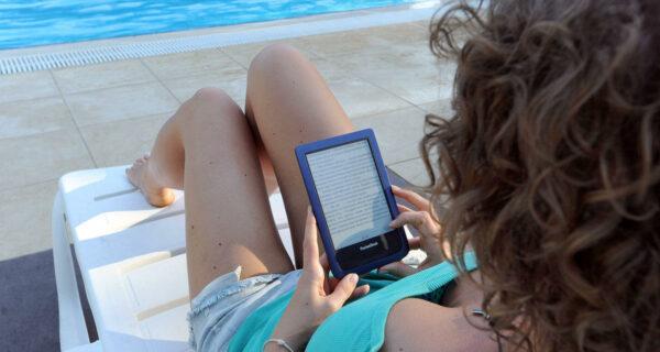 PocketBook 640 — ридер для идеального отпуска