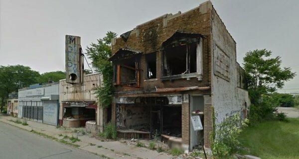 Печальное и впечатляющее зрелище — разрушения в Детройте за последние 5лет