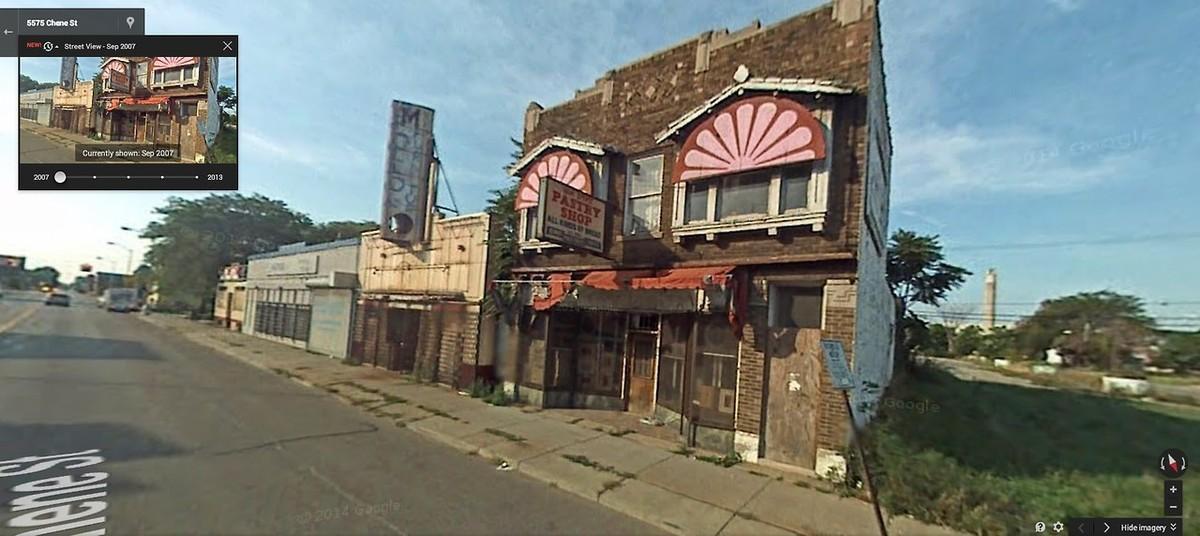 DetroitGSV07 Печальное и впечатляющее зрелище — разрушения в Детройте за последние 5 лет