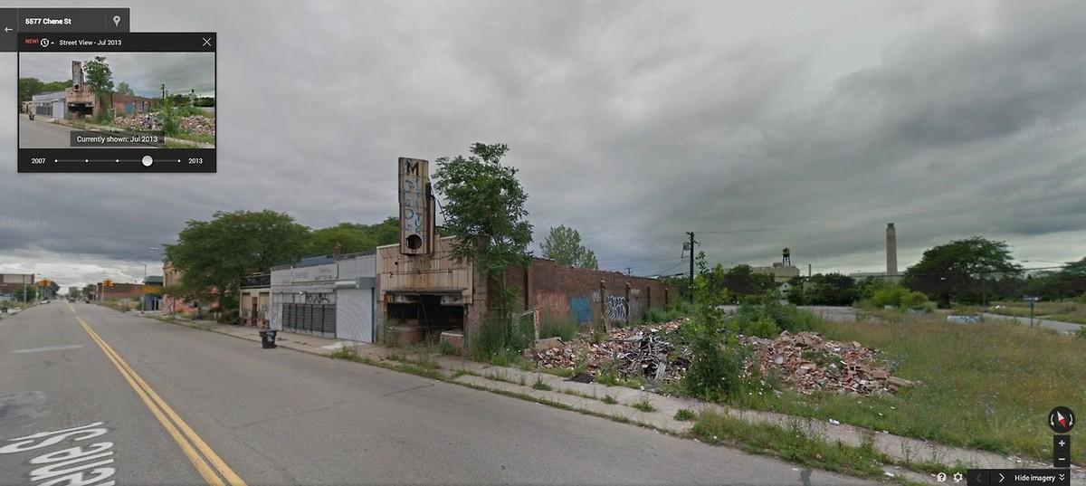 DetroitGSV10 Печальное и впечатляющее зрелище — разрушения в Детройте за последние 5 лет
