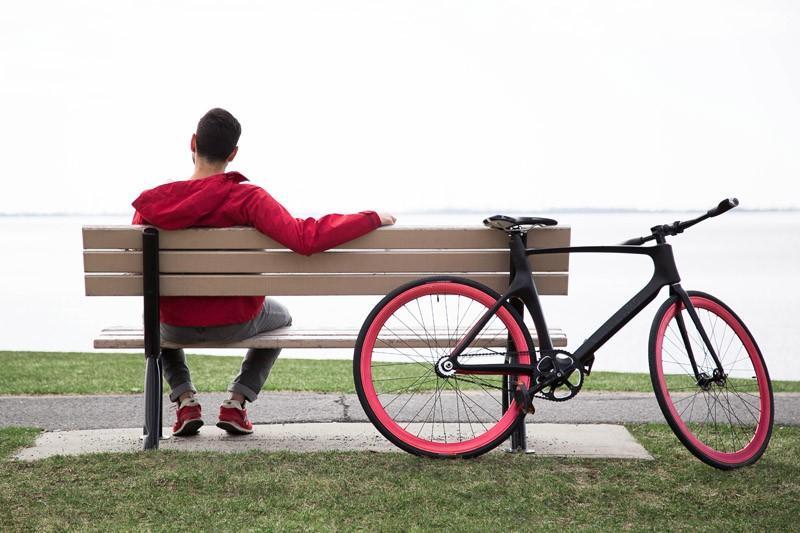 SmartBike01 «Умный» велосипед Samsung Smart Bike