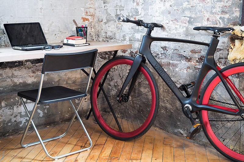SmartBike02 «Умный» велосипед Samsung Smart Bike