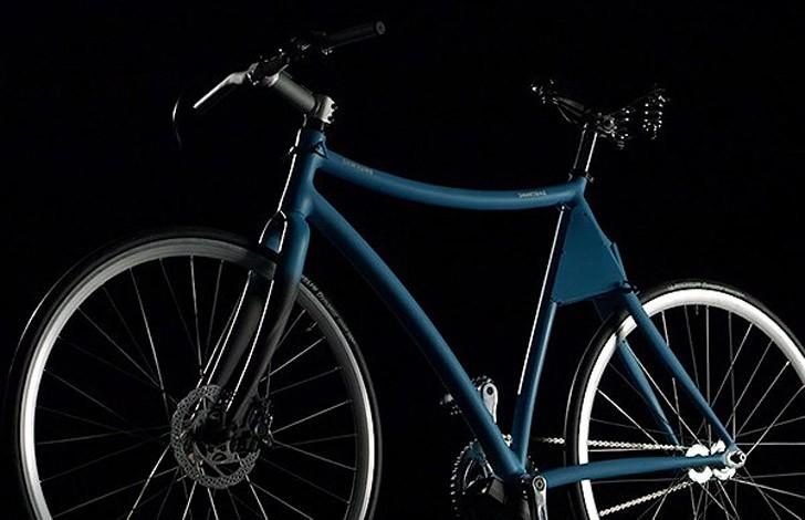 SmartBike03 «Умный» велосипед Samsung Smart Bike