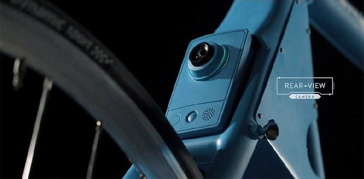 SmartBike05 «Умный» велосипед Samsung Smart Bike