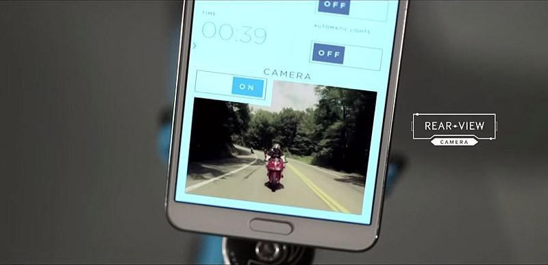 SmartBike06 «Умный» велосипед Samsung Smart Bike