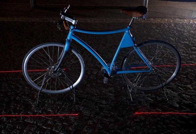 SmartBike07 «Умный» велосипед Samsung Smart Bike