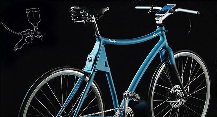 SmartBike09 «Умный» велосипед Samsung Smart Bike