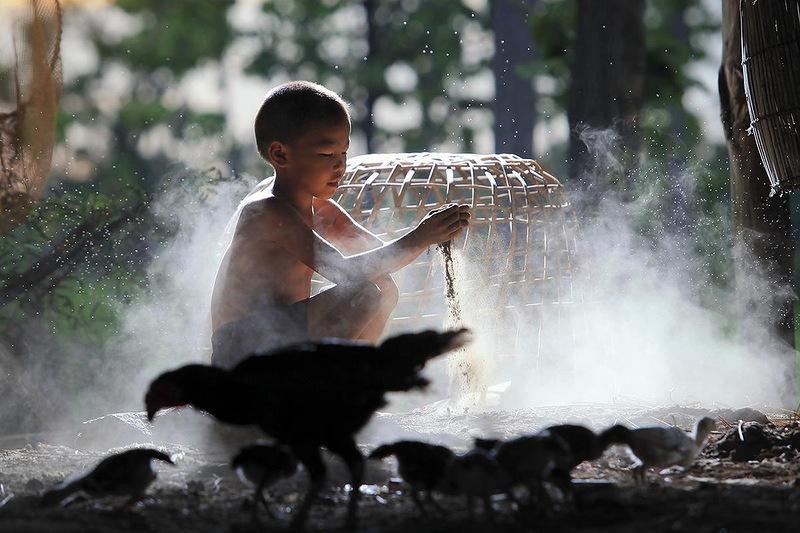 Whanset18 Сказочно красивый Таиланд в фотографиях Саравута Вансета