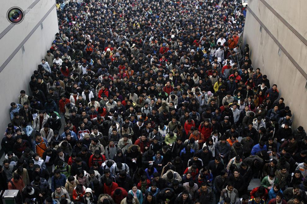 overcrowding15 Нас стало слишком много, и это невозможно изменить