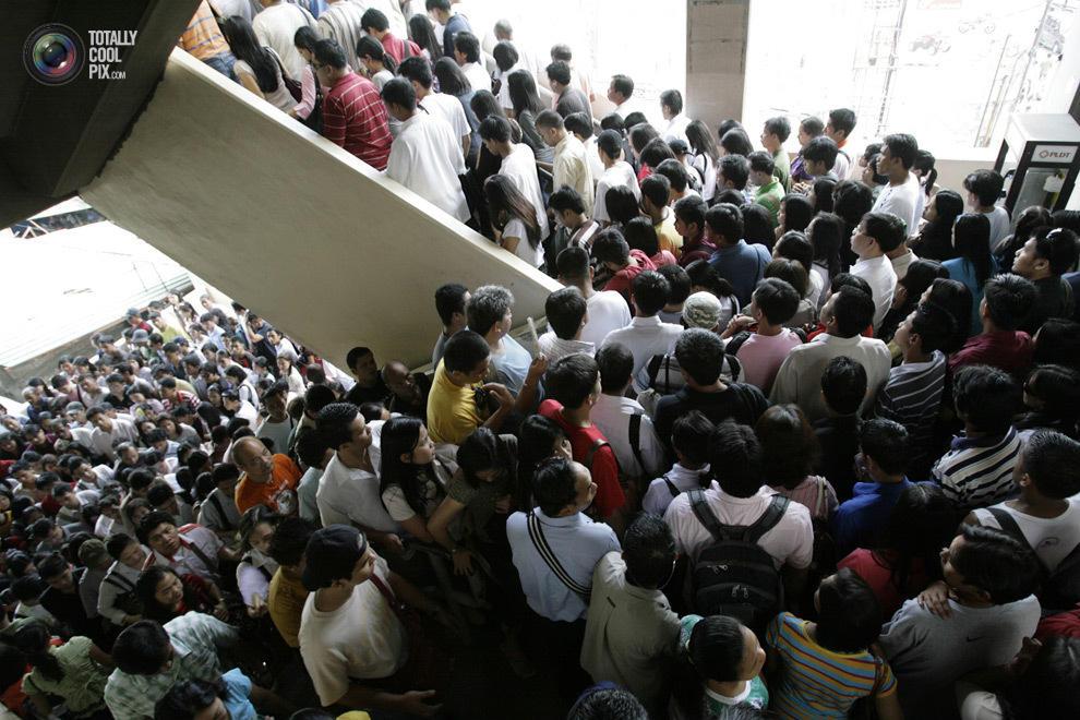 overcrowding16 Нас стало слишком много, и это невозможно изменить