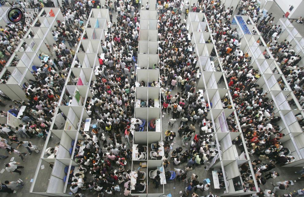 overcrowding17 Нас стало слишком много, и это невозможно изменить