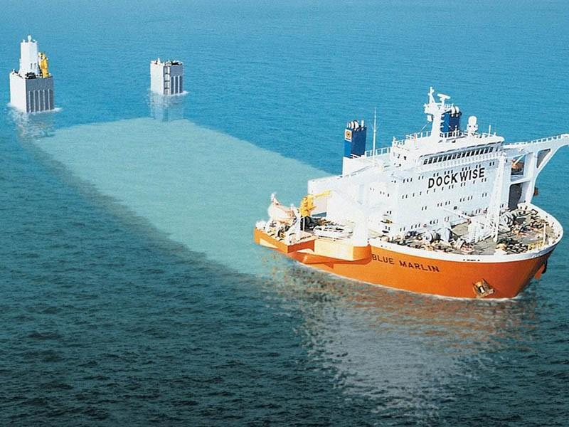shipshippingships02 Морской гигант Blue Marlin