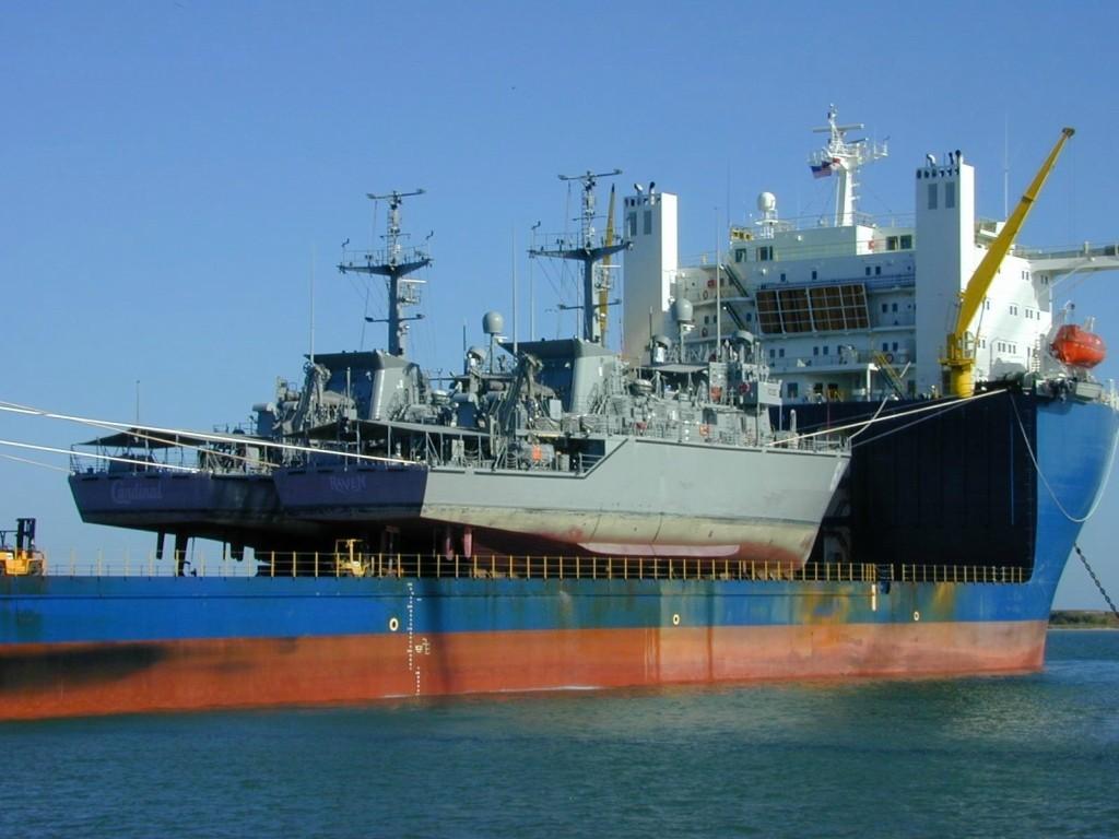 shipshippingships03 Морской гигант Blue Marlin