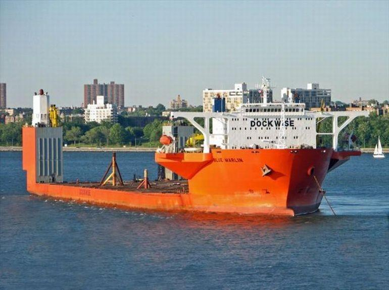 shipshippingships07 Морской гигант Blue Marlin