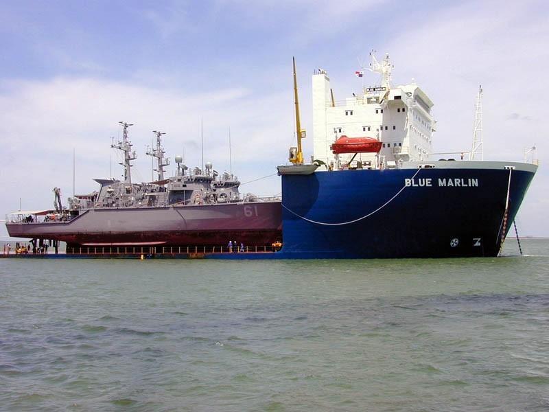 shipshippingships09 Морской гигант Blue Marlin