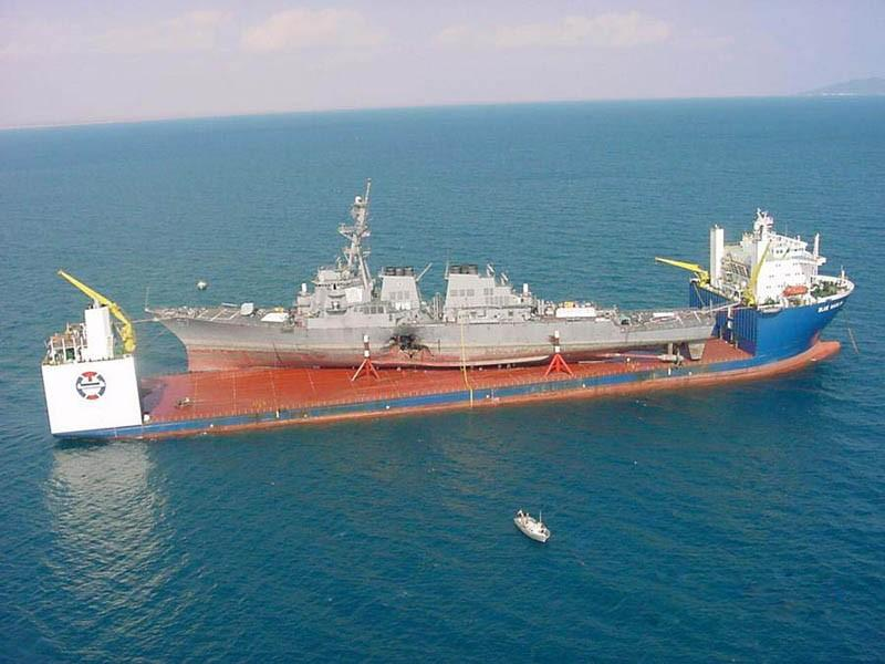 shipshippingships10 Морской гигант Blue Marlin
