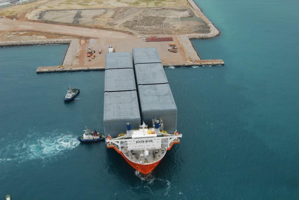 shipshippingships14 Морской гигант Blue Marlin