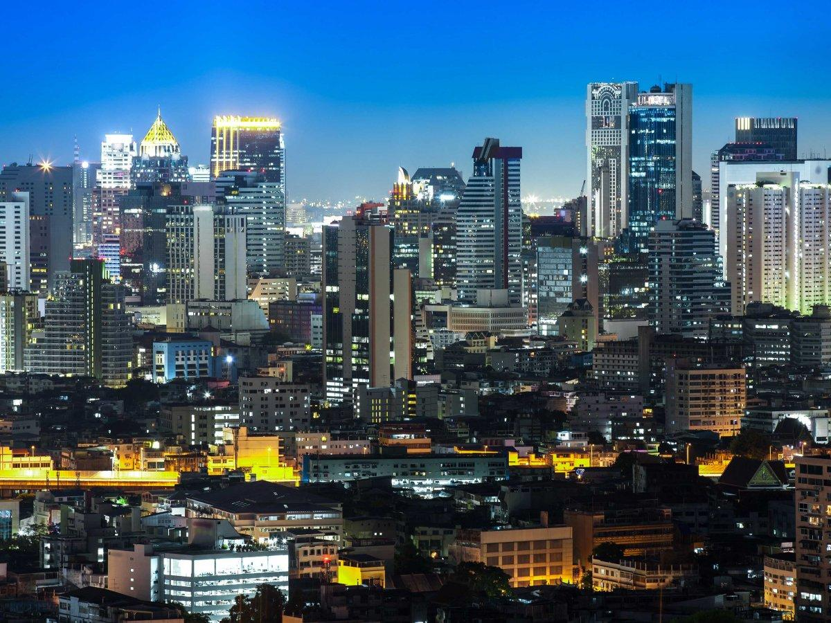 skylines09 25 лучших городских горизонтов