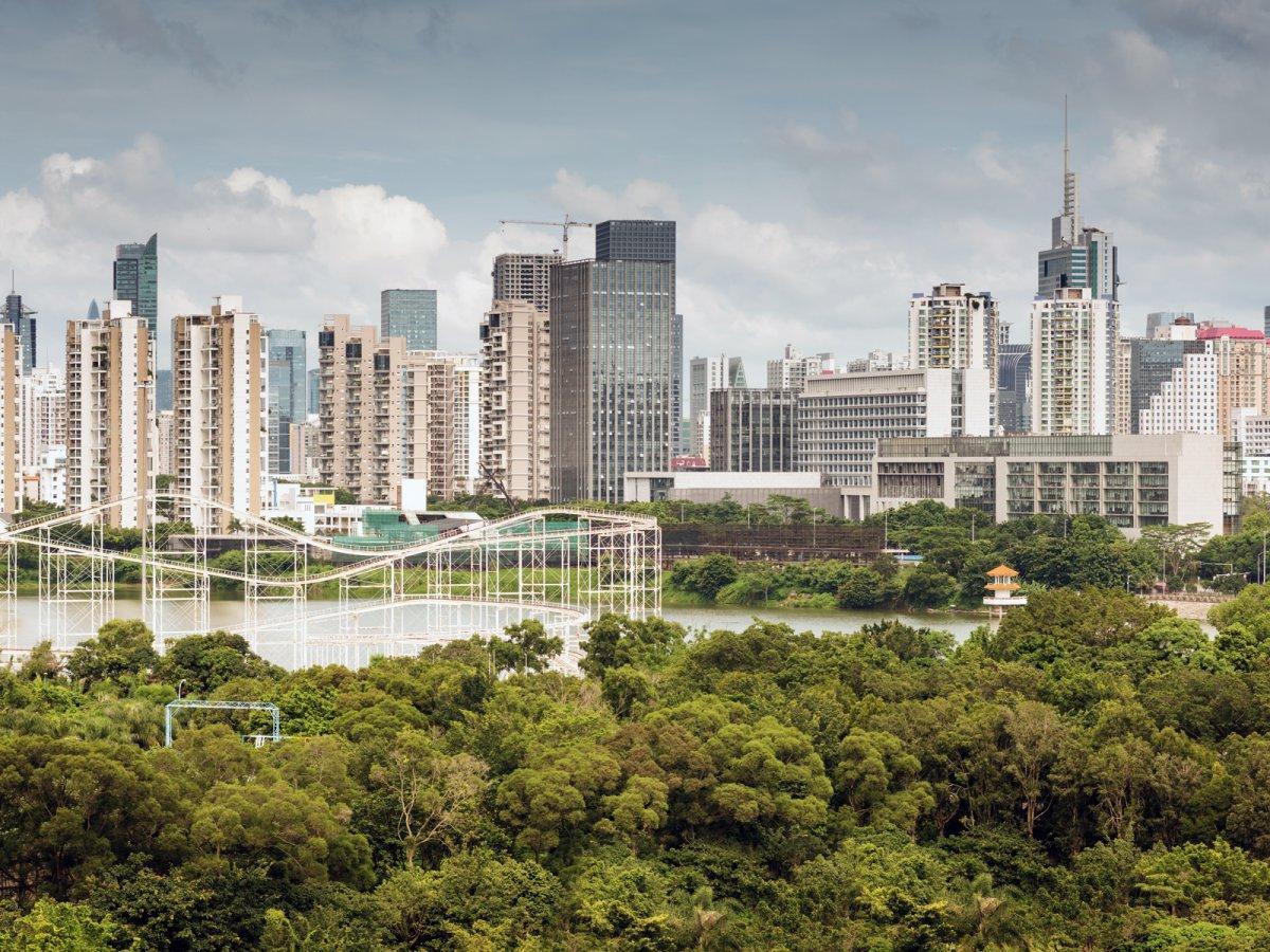 skylines16 25 лучших городских горизонтов