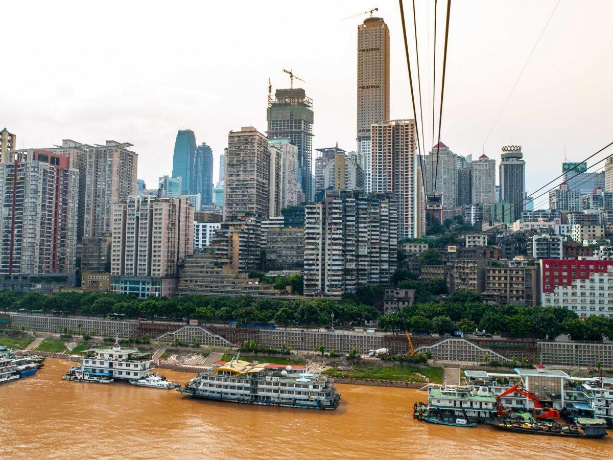 skylines17 25 лучших городских горизонтов