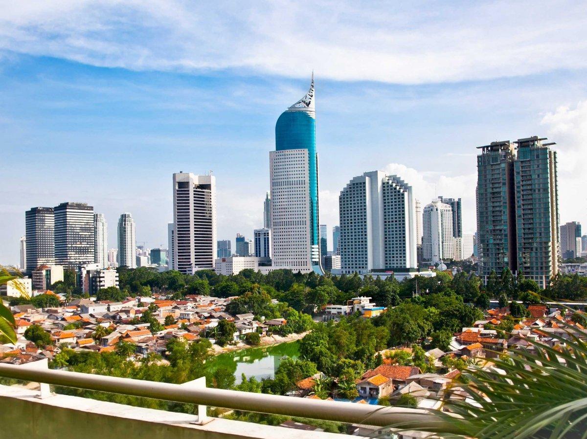 skylines23 25 лучших городских горизонтов
