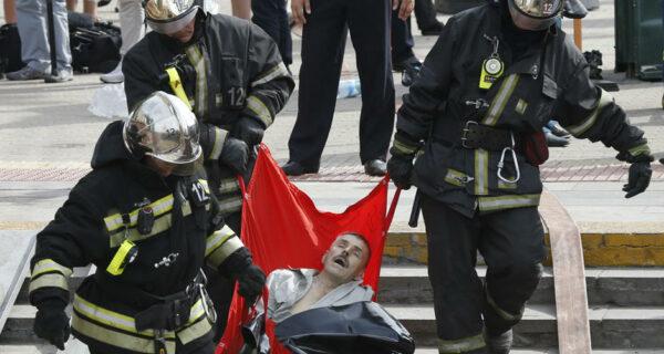 Авария в московском метро на перегоне Славянский бульвар — Парк Победы