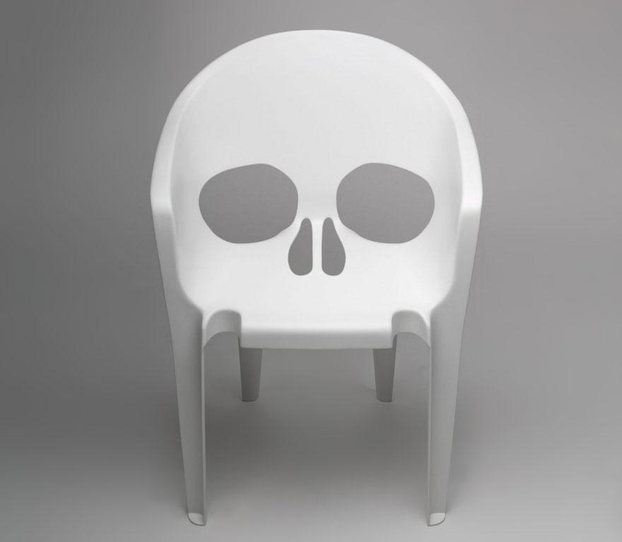 ArtFurniture04 28 удивительных стульев и кресел, доказывающих, что мебель — это искусство