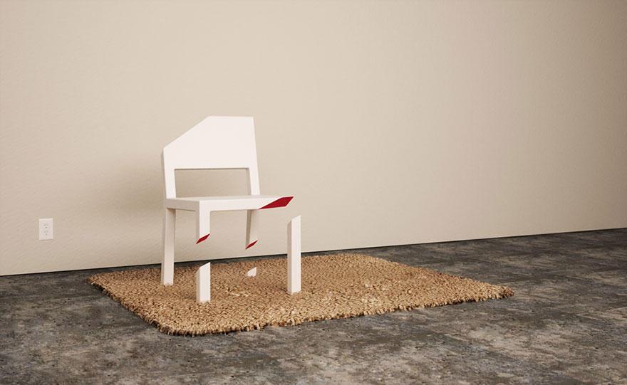 ArtFurniture05 28 удивительных стульев и кресел, доказывающих, что мебель — это искусство