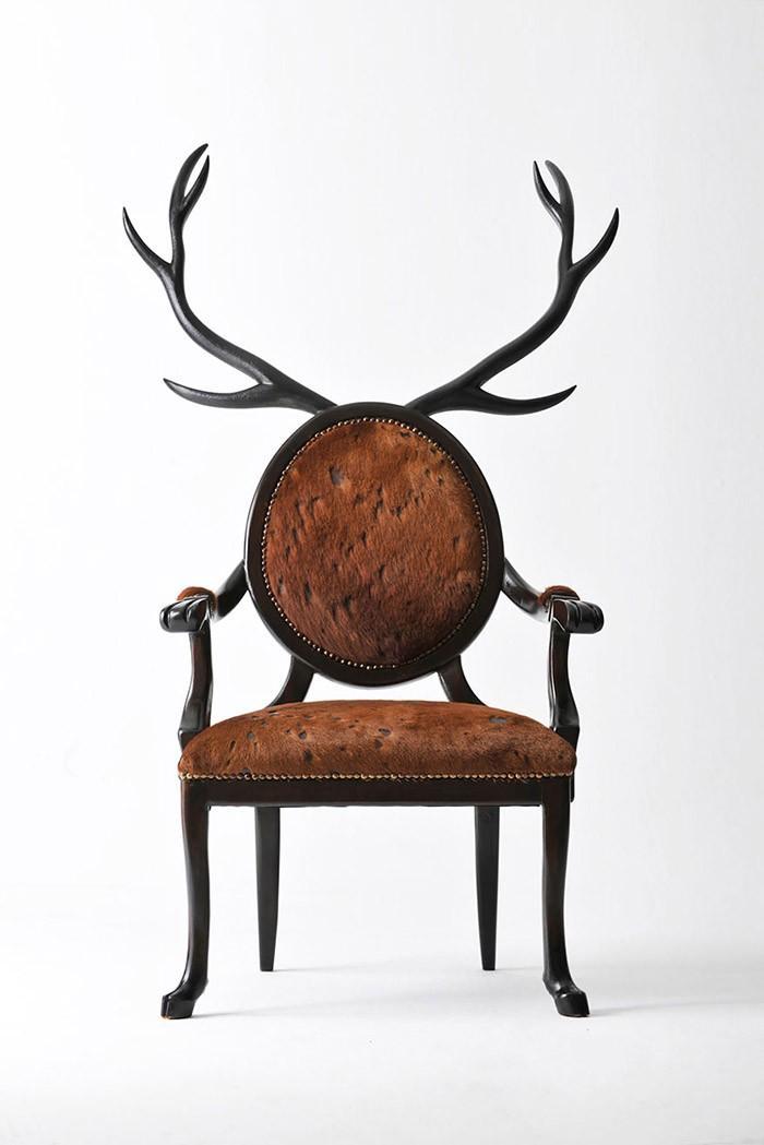 ArtFurniture12 28 удивительных стульев и кресел, доказывающих, что мебель — это искусство